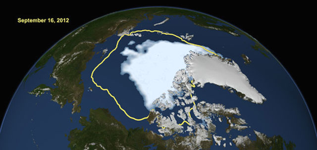 Arctic Ice Melt, Sea Level Rise May Pose Imminent Threat To Island Nations, Climate Scientist Says
