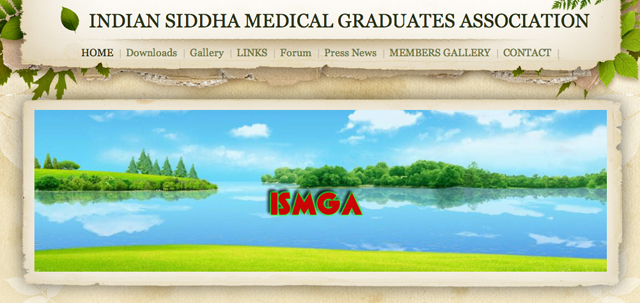 INDIAN SIDDHA MEDICAL GRADUATES ASSOCIATION