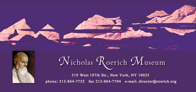 Nicholas Roerich: artist, mystic, visionary, explorer, promoter of peace