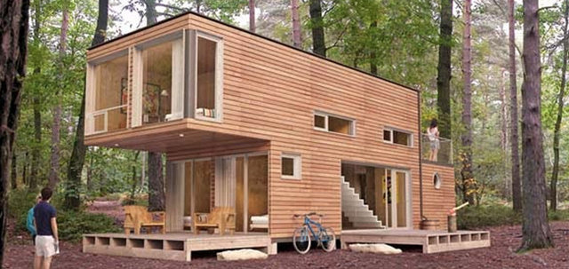 15 Homes Built With Shipping Containers That Each Cost $2,000