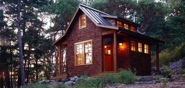Orcas island tiny house swoon one world one family blog for Tiny house blog family
